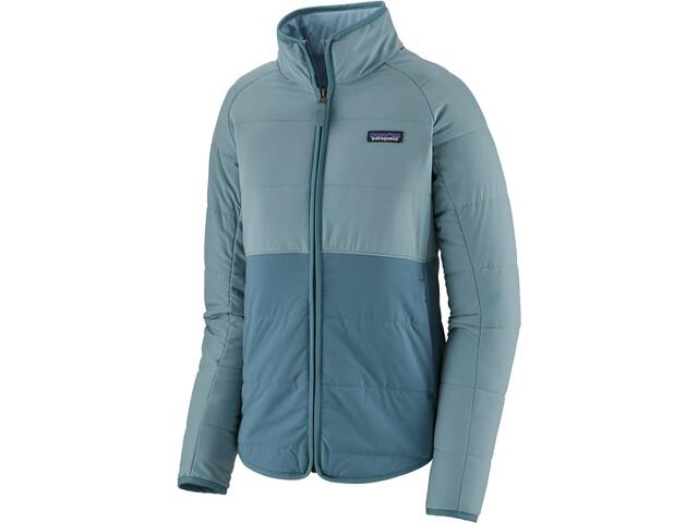 Patagonia Pack In Jacket Women pigeon blue